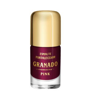 Granado Pink Fortalecedor Greta - Esmalte Cremoso 10ml