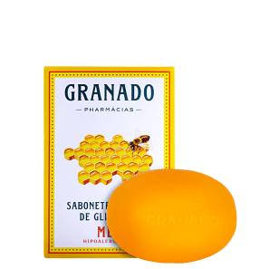 Granado Sabonete Vegetal de Glicerina e Mel - Sabonete em Barra 90g