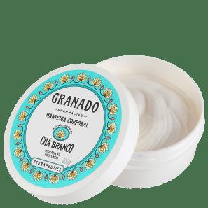 Granado Terrapeutics Chá Branco - Manteiga Hidratante Corporal 200g