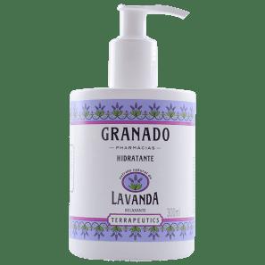 Granado Terrapeutics Lavanda - Creme Hidratante Corporal 300ml