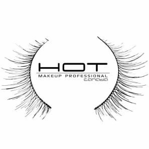 Hot MakeUp Fashion Lashes Natural - Cílios Postiços