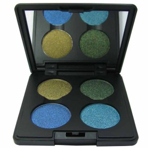 Sombra azul Hot Makeup