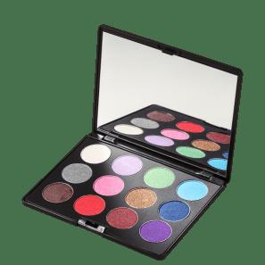 Indice Tokyo Ego Pearly Eyes - Paleta de Sombras 24g