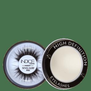 Indice Tokyo High Definition Eyelash Black Sensuality - Cílios Postiços