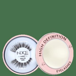 Indice Tokyo High Definition Eyelash Pink Beauté - Cílios Postiços
