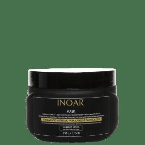 Inoar Mask Cabelos Finos - Máscara de Nutrição 250g