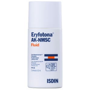 ISDIN Eryfotona AK-NMSC Fluid FPS 99 - Protetor Solar Facial 50ml