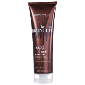John Frieda Brilliant Brunette Liquid Shine Illuminating Conditioner - Condicionador 250ml
