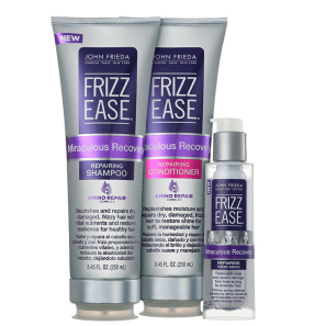 John Frieda Ease Miraculous Recovery Repairing Trio Kit (3 Produtos)