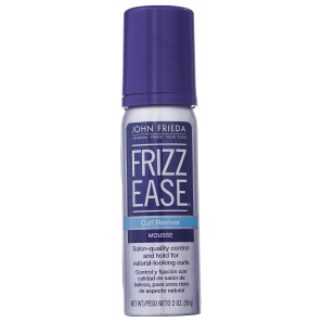 John Frieda Frizz-Ease Curl Reviver - Mousse Capilar 56g