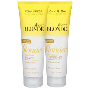 Kit iluminador John Frieda