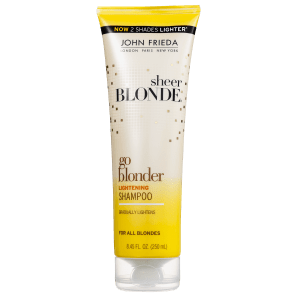 John Frieda Sheer Blonde Go Blonder Lightening All Blondes - Shampoo 250ml