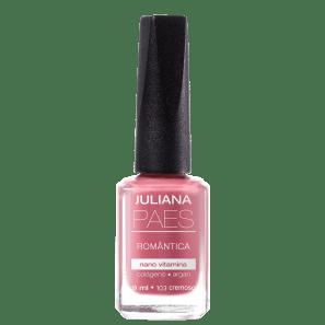 Juliana Paes Como Ela É Romântica 103 - Esmalte Cremoso 9ml