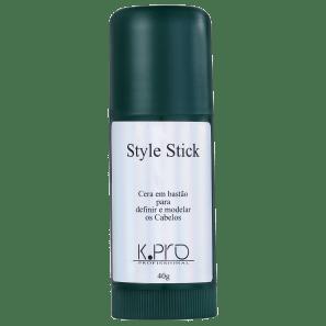K.Pro Style Stick - Cera em Bastão 40g