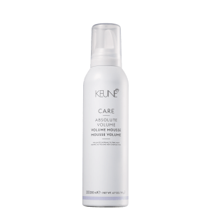 Keune Care Absolute Volume - Mousse Modeladora 200ml