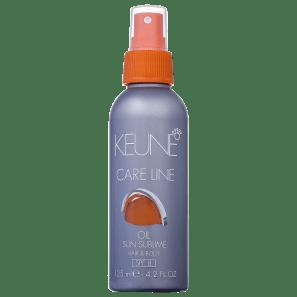 Keune Care Line Sun Sublime Oil - Óleo Protetor Solar 125ml
