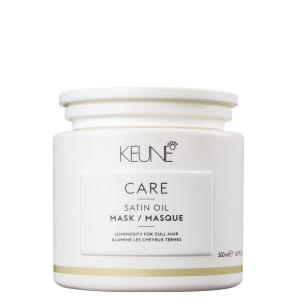 Keune Care Satin Oil - Máscara Capilar 500ml