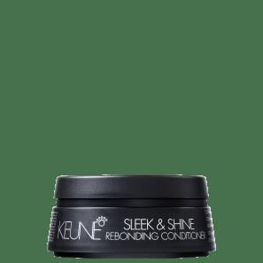 Keune Sleek and Shine Rebonding - Máscara de Reconstrução 200ml