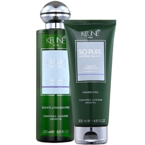 Kit Keune So Pure Calming Duo (2 Produtos)