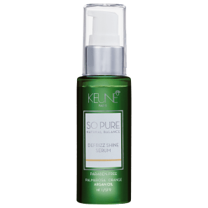 Keune So Pure Defrizz Shine - Sérum Capilar 50ml