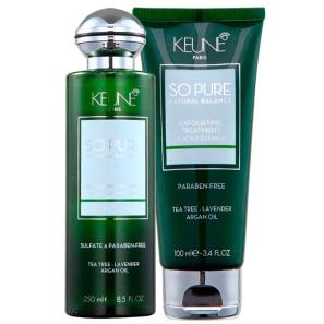Kit Keune So Pure Exfoliating Duo (2 Produtos)