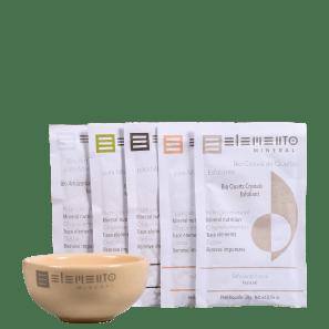 Kit Elemento Mineral Bio Argilas Purificante (6 produtos)