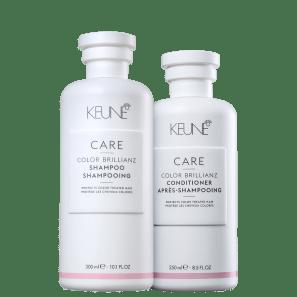 Kit Keune Care Color Brillianz Duplo (2 Produtos)