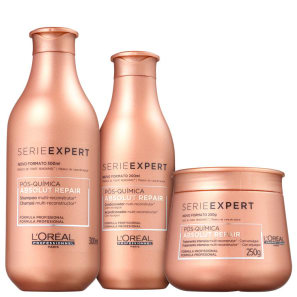 Kit de tratamento L'Oréal Professionnel Absolut Repair