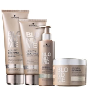 Kit Schwarzkopf Professional BlondMe Tratamento Intensivo (4 Produtos)