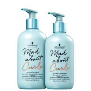 Kit Schwarzkopf Professional Mad About Curls