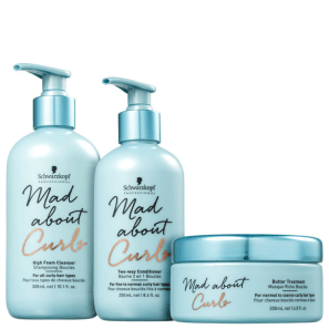 Kit Schwarzkopf Mad About Curls