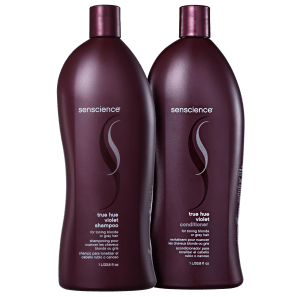 Kit Senscience True Hue Violet Duo Salon (2 Produtos)