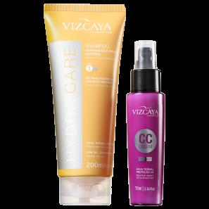 Kit Vizcaya Hydra Care CC Cream (2 Produtos)
