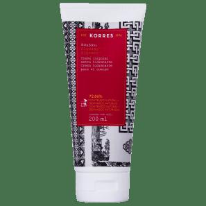 Korres Algodão - Creme Hidratante Corporal 200ml