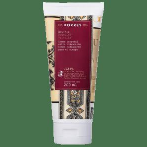Korres Baunilha - Creme Hidratante Corporal 200ml