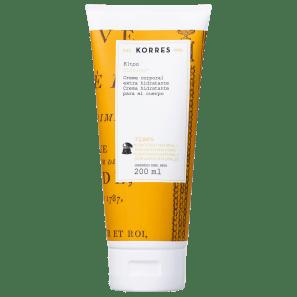 Korres Cítrico - Creme Hidratante Corporal 200ml