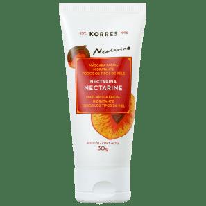 Korres Nectarine - Máscara Hidratante 30g