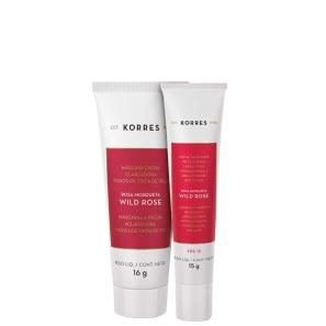 Kit Korres Wild Rose Duo (2 produtos)