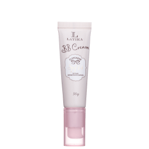 Latika Whitening FPS 44 Bege Claro - BB Cream Clareador 30g
