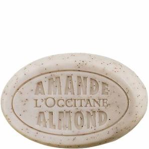 L'Occitane Amande Savon Gourman Exfoliant Et Stimulant - Sabonete Esfoliante 50g