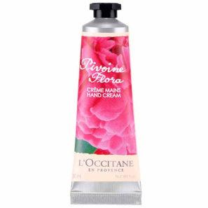 L'Occitane Pivoine Flora Crème Mains - Creme de Mãos 30ml