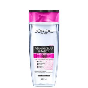 Água Micelar L'Oréal