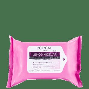 Lenço Demaquilante L'Oréal