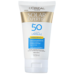 L'Oréal Paris Solar Expertise Supreme Protect 4 FPS 50 - Protetor Solar 120ml