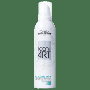 Mousse volumadora L'Oréal