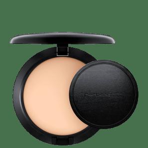 M·A·C Next To Nothing Powder Pressed Medium - Pó Compacto Luminoso 10g
