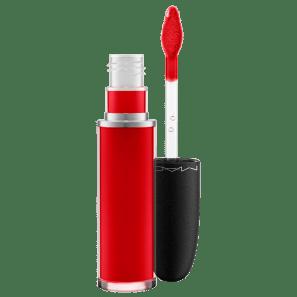 M·A·C Retro Matte Liquid Lipcolour Feels So Grand - Batom Líquido 5ml