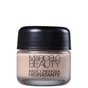 Marcelo Beauty Hidratante Bege Natural - Base Cremosa 30g