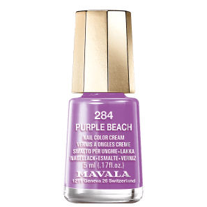 Mavala Mini Colours 284 Purple Beach - Esmalte Cremoso 5ml