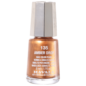 Mavala Mini Colours Amber Drop N135 - Esmalte Metálico 5ml